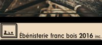 Emplois chez Ébénisterie franc bois 2016 inc