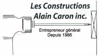 Emplois chez Les Constructions Alain Caron Inc.
